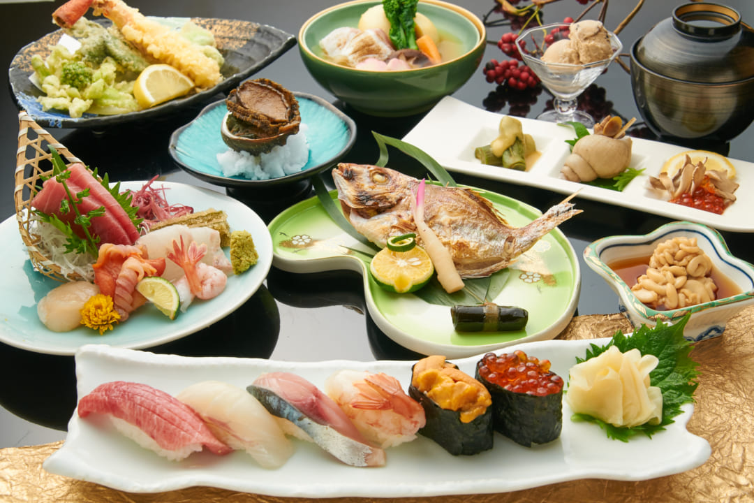 Kaiseki invitation-only restaurants GOYOH