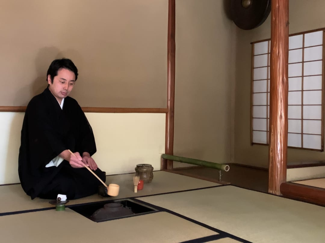 Hayami-ryū Japanese tea ceremony Hayami Sōen