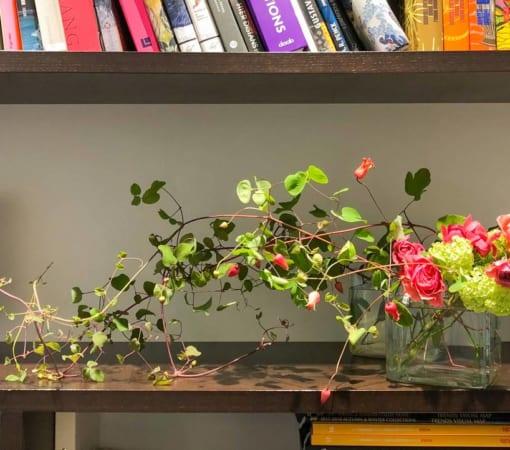GOYOH Ikebana Flower Arrangement 佐々木真澄 Masumi Sasaki